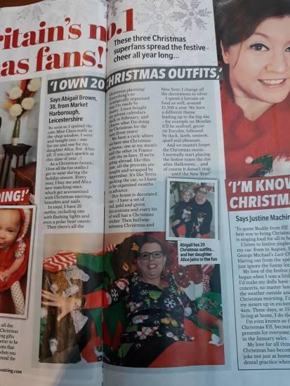 Abi Christmas mag spread 2